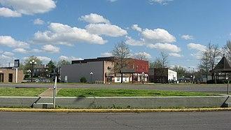 Fulton, Kentucky - Downtown Fulton