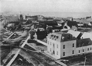 North Bay, Ontario - Downtown North Bay, 1905