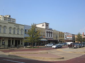 Downtown Tyler