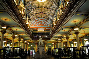 Dr. Bhau Daji Lad Museum - Victorian Interiors of the Museum