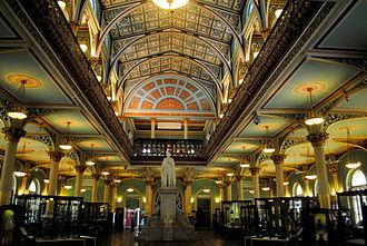 Dr. Bhau Daji Lad Museum - Victorian Interiors of the Museum