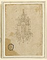 Drawing, Design for a Pendant with Moses, 16th century (CH 18128467).jpg