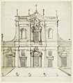 Drawing, Façade with the Albani Arms, 1730s (CH 18544831).jpg