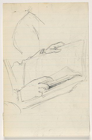 File:Drawing, Hands Holding open Book, 1879–86 (CH 18566803