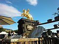 Dresden, Töpfermarkt am Goldenen Reiter.JPG