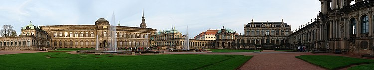 risalente Dresden porcellana
