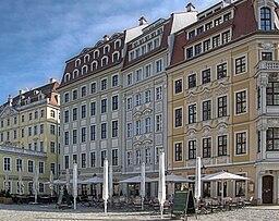 Dresden An der Frauenkirche