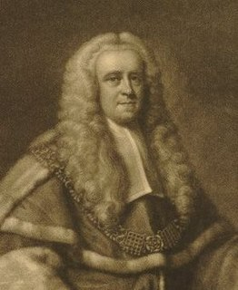 Dudley Ryder (judge) British politician and judge