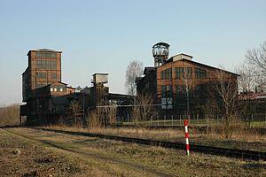 Michálkovice - Michal Coal Mine
