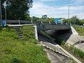 Dunakeszi út bridge, E, 2017 Rákospalota.jpg
