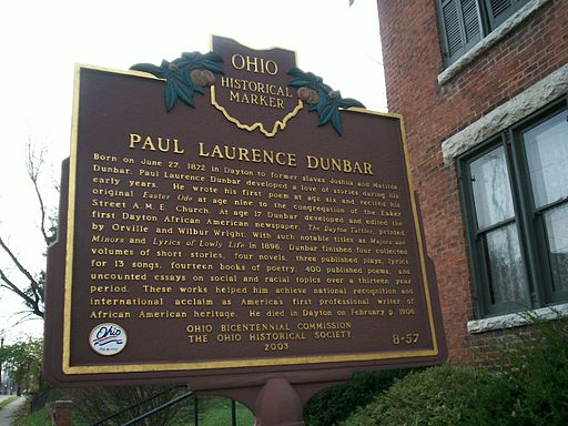 Dunbar historical marker