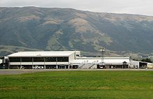 Dunedin International Airport Terminal.JPG