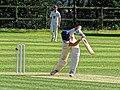 Dunmow CC v Felixstowe and Corinthians CC at Great Dunmow, Essex, England 001.jpg