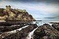 Dunnottar Castle From The Beach Stonehaven Scotland United Kingdom (103728317).jpeg