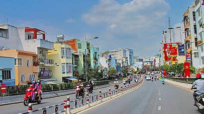 How to get to Cầu Kho with public transit - About the place