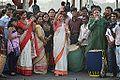 Durga Idol Immersion Celebration - Baja Kadamtala Ghat - Kolkata 2012-10-24 1657.JPG