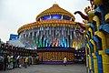 Durga Puja Pandal - Chetla Agrani Club - Kolkata 2015-10-21 6415.JPG