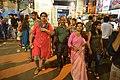 Durga Puja Visitors - Tridhara Sammilani - Manohar Pukur Road - Kolkata 2017-09-26 4059.JPG