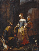Dutch - Lady buying Game - Google Art Project.jpg