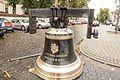 Dzwon z dzwonnicy przy Bazylice Św Anny w Lubartowie.jpg