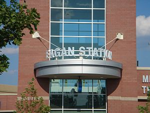 Eagan Transit Station - Image: Eagan Station