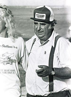Eldora Speedway - Earl Baltes