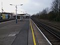 Earlsfield station fast tracks look south.JPG