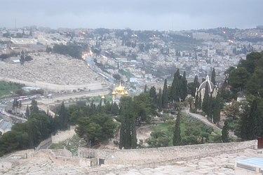 East Jerusalem from the Mount of Olives 6.jpg
