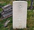 East Sheen Cemetery, Serjeant Major H J Roberts.jpg