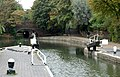 East along the Regents canal at Islington - geograph.org.uk - 1522181.jpg