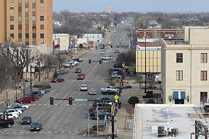 Enid, Oklahoma - Downtown Enid