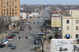 Enid, Oklahoma City in Oklahoma, United States