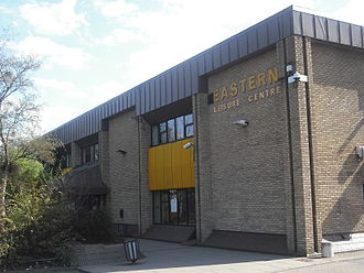 Leisure centres in Cardiff - Eastern Leisure Centre