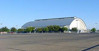 Ector County Coliseum - Image: Ector County Coliseum