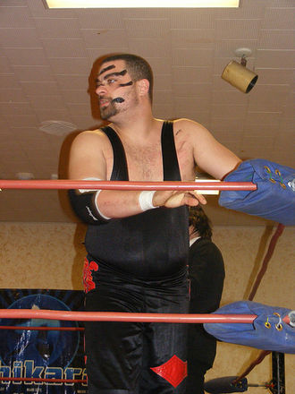 Eddie Kingston - Kingston in 2008.