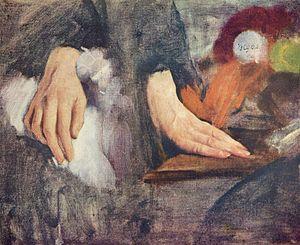 The Bellelli Family - Image: Edgar Germain Hilaire Degas 034