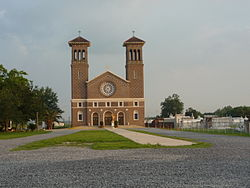 St. John the Baptist Roman Catholic Church, Edgard