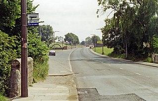 Edlington railway station
