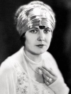 Edna Purviance, silent film actress (SAYRE 8372) B&W.jpg