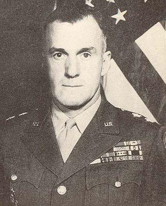 Edward H. Brooks - Brooks as a major general