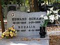 Edward Ochab - Cmentarz Wojskowy na Powązkach (18).JPG