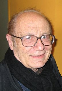 Pierre Bourgeade French screenwriter, playwright, journalist, poet and photographer