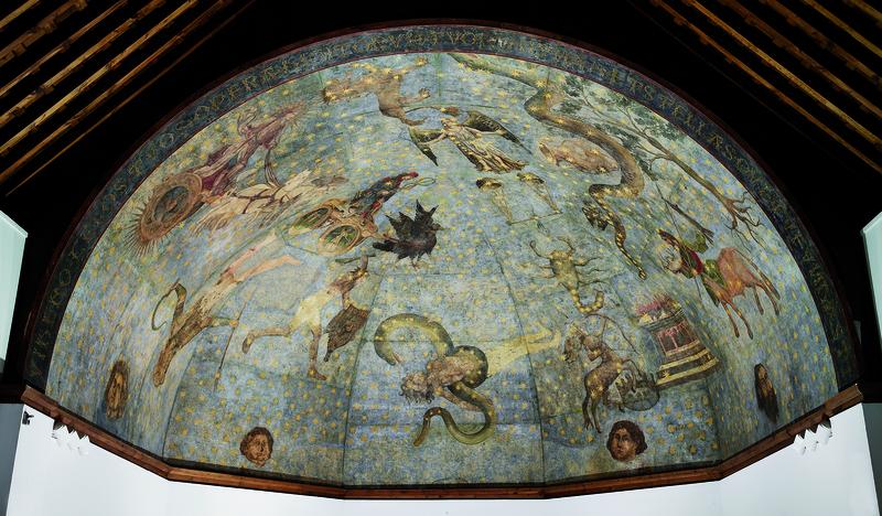 Zodiac preserved library de alegor as temple sobre - Telas salamanca ...