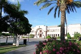 El Palacio Municipal (Atardecer).JPG