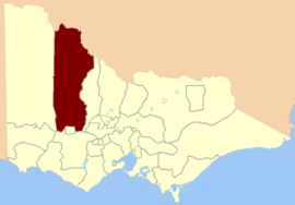 Electoral district of Crowlands, Victoria - Location.png