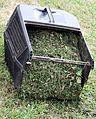 Electric lawn mower Gras-Auffangkorb IMG 5503.JPG
