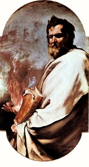 Elijah (painting by Jusepe de Ribera)