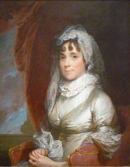 Portrait of Elizabeth Chipman Gray