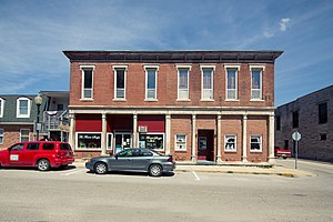 Ellettsville, Indiana - Photo from Small Town Indiana photo survey.