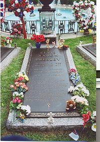 Túmulo de Elvis em Graceland